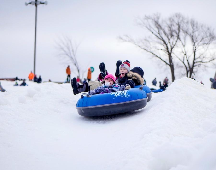 The Rock Snowpark